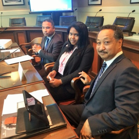 Black Minds Matter Info Briefing at State Capitol