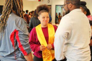 Pipeline Through College - Graduation 2016