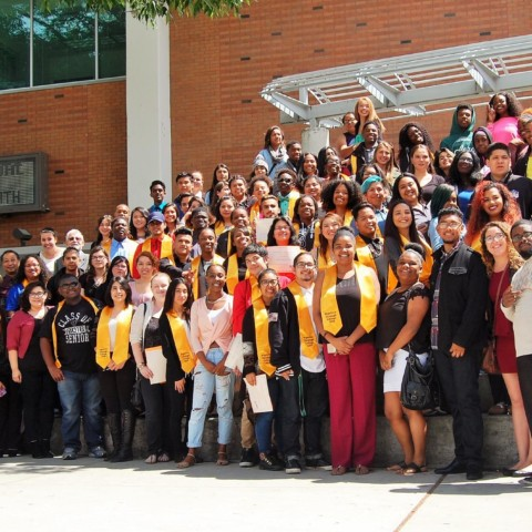 Pipeline to College - Graduation 2016