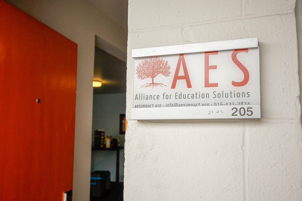 AES Open House - March 2018