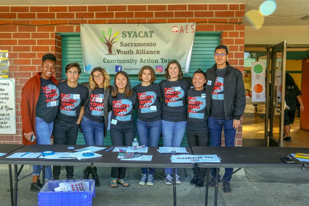 SYA CAT Youth Town Hall 02 - October 2017